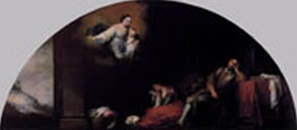 MURILLO Dream of Patrician John